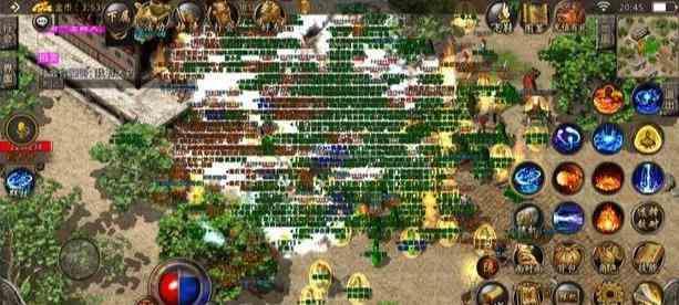 超级变态传奇手游里战士的主流玩法