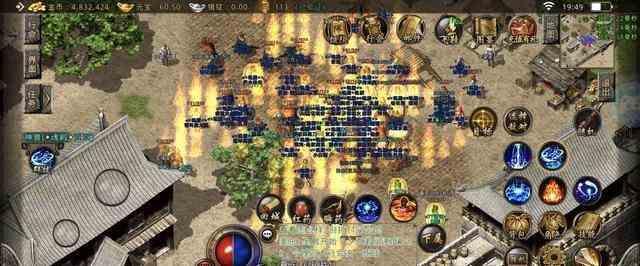 屠龙传奇超变网站中神殿地图获取高端装备首选
