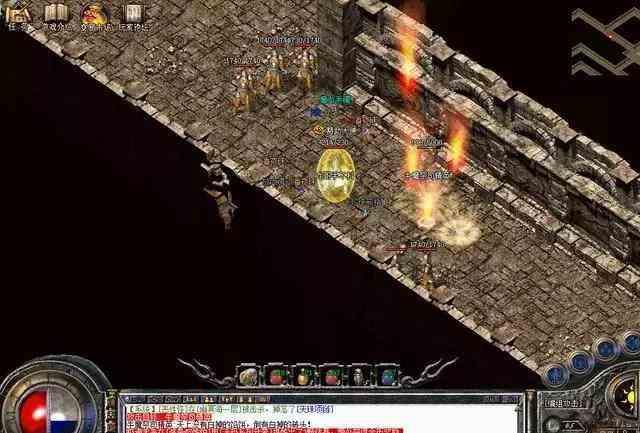 狐月变态传奇私服里神殿推荐战战组合提升效率