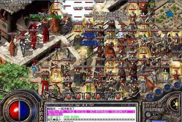 40级传奇sf的网站发布网里战士的强悍