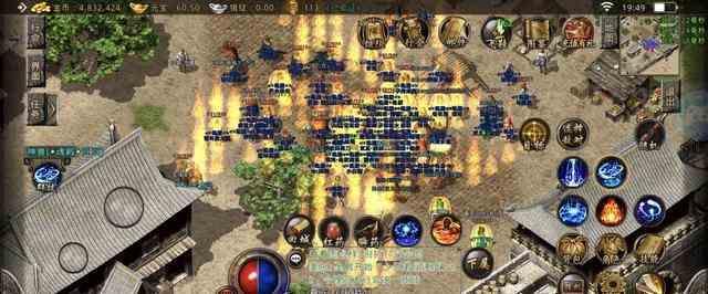 超变传奇手机版的游戏天狼禁器诸神的祝福哪里获得?